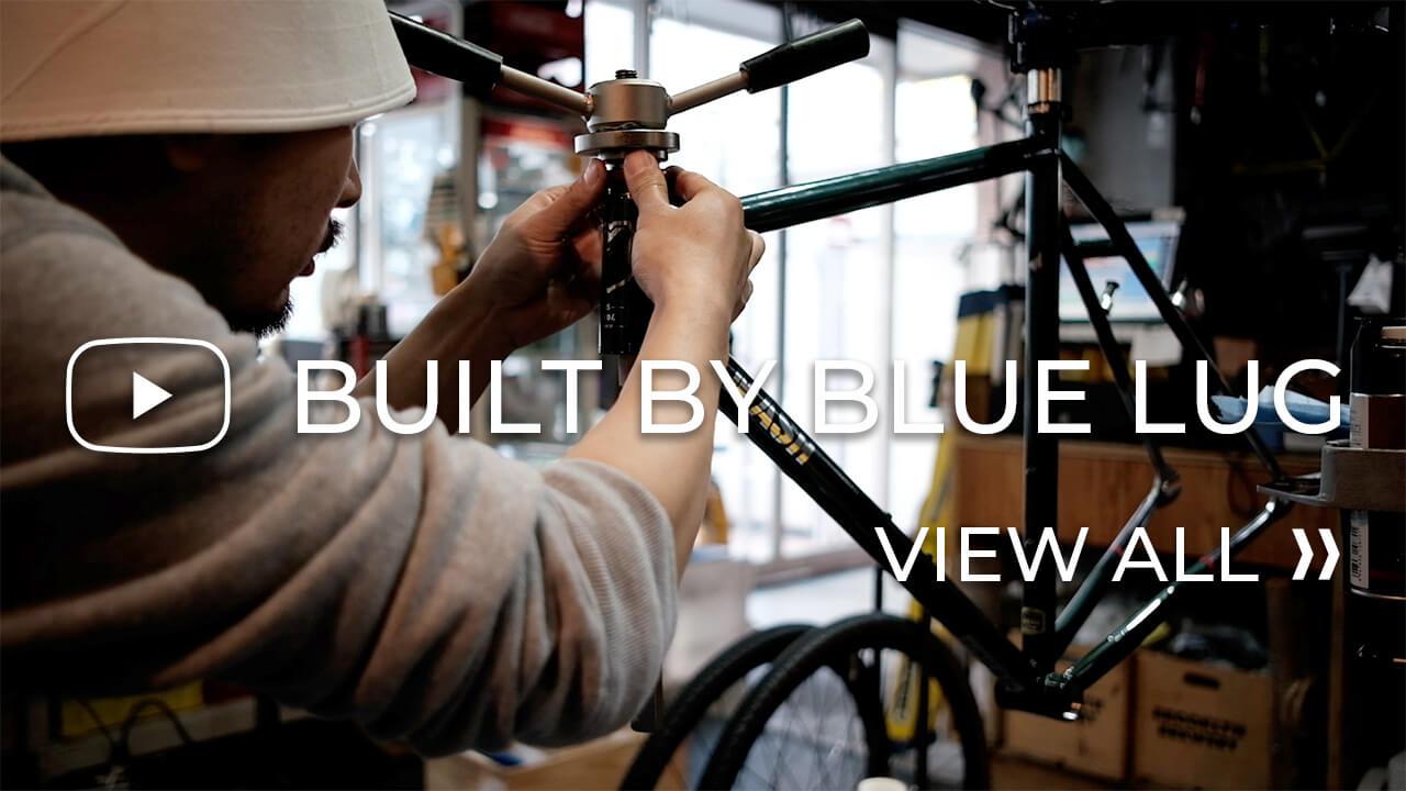 YouTube BUILT BY BLUE LUG