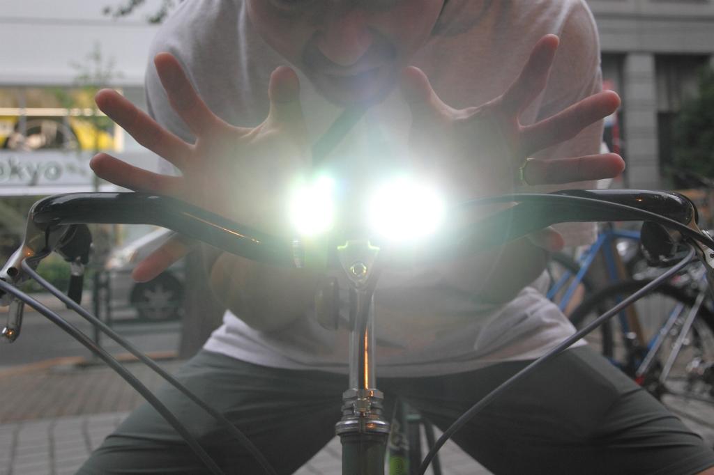 Knog Pop 2 led front light