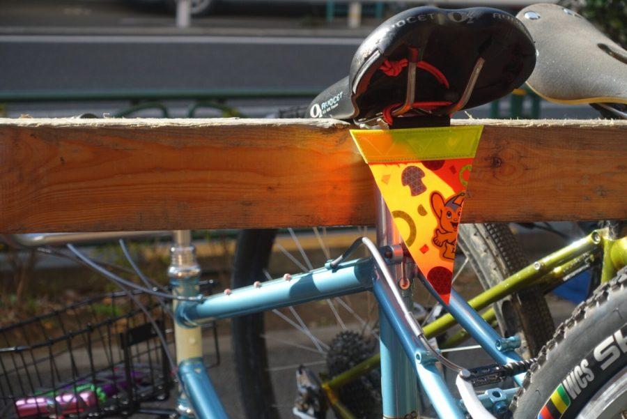 Pizza Slice Car Vinyl Sticker SELECT SIZE
