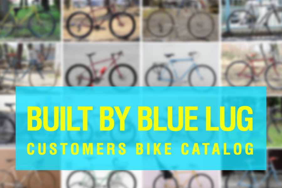 CUSTOMER's BIKE CATALOG