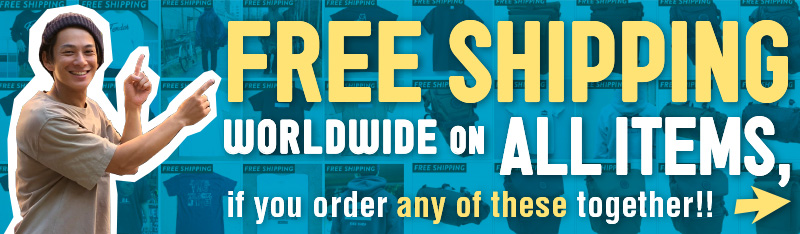 International Free Shipping!