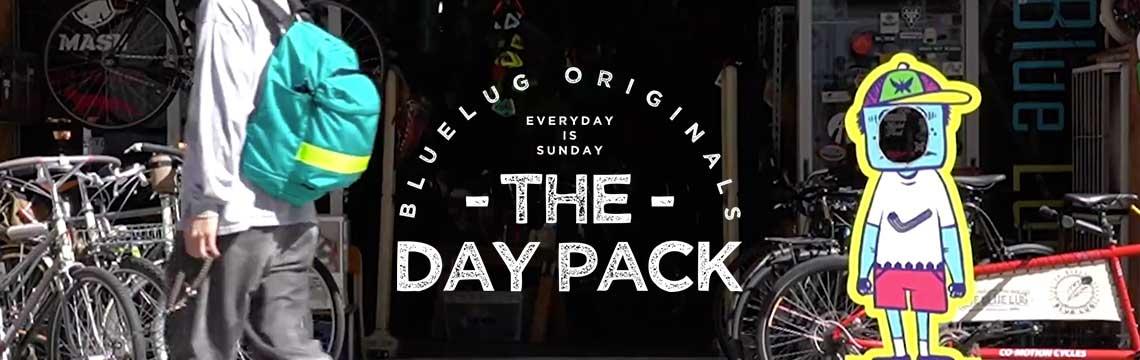 BLUE LUG ORIGINAL THE DAY PACK