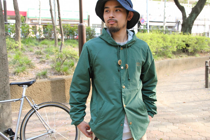 HOUSE LOGO COACHES JKT