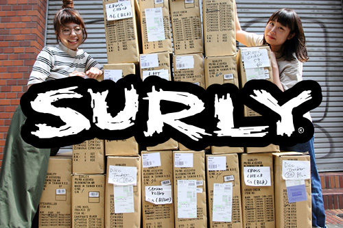 SURLY IN STOCK