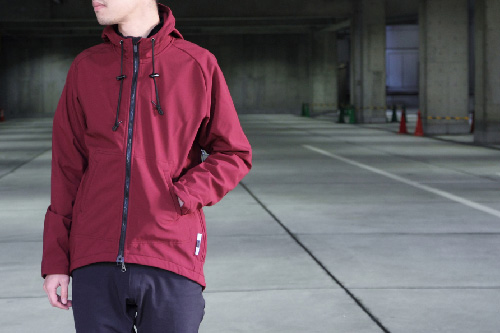 SWRVE WINTER SOFTSHELL SERIES