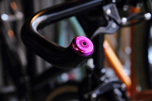 *NITTO* bluelug 10th anniv. bar end