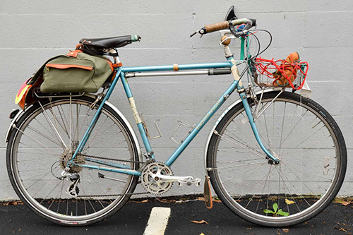 "RIVENDELL BICYCLE WORKS ""SACKVILLE"""