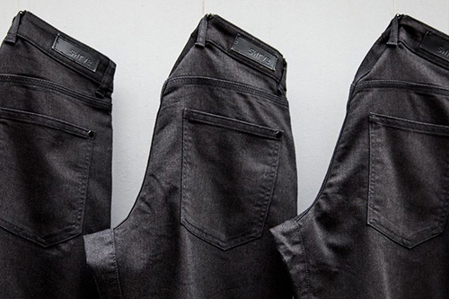 SWRVE CORDURA® BLACK DENIM