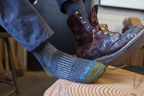"SWRVE ""Mt. WHITNEY WOOL SOCKS"""
