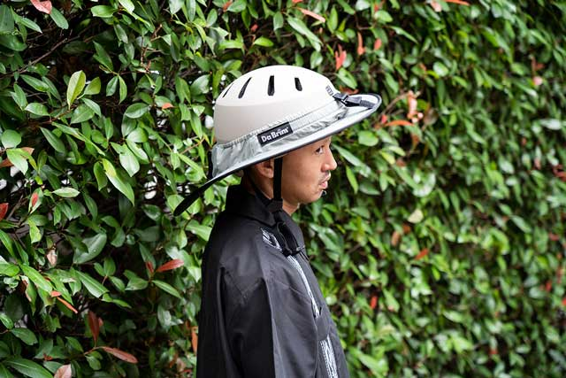 *BL SELECT* Da Brim cycling sporty helmet visor