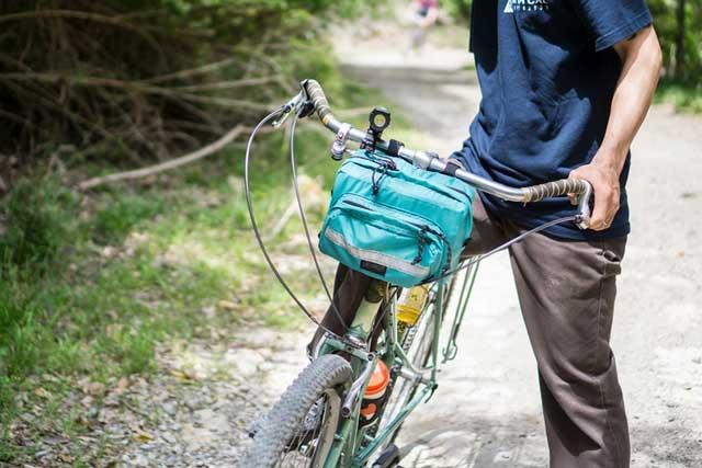 *BLUE LUG* SIESTA multi bike pack