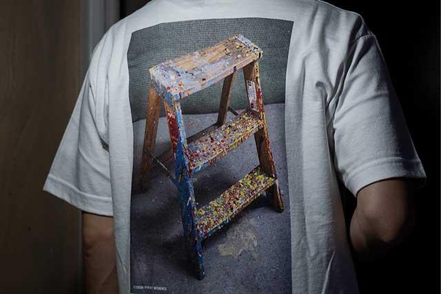 *BLUE LUG* cook t-shirt